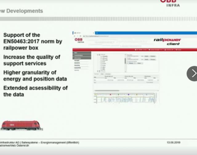 OBB Railpower box (DHS) and Client (DCS)